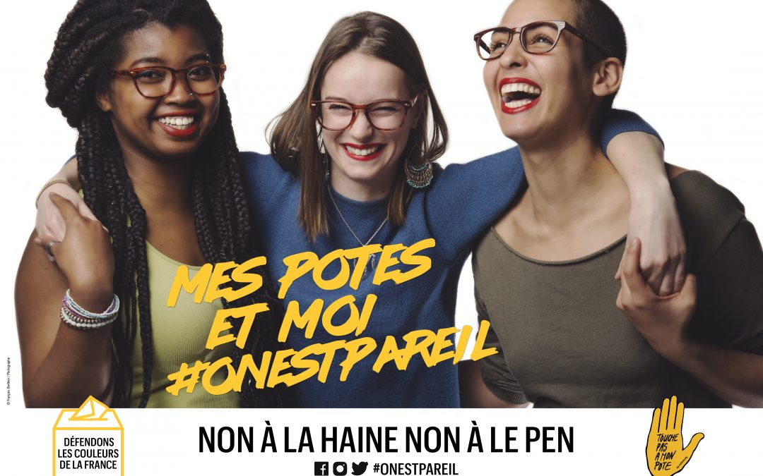 Lancement de la campagne #OnEstPareil