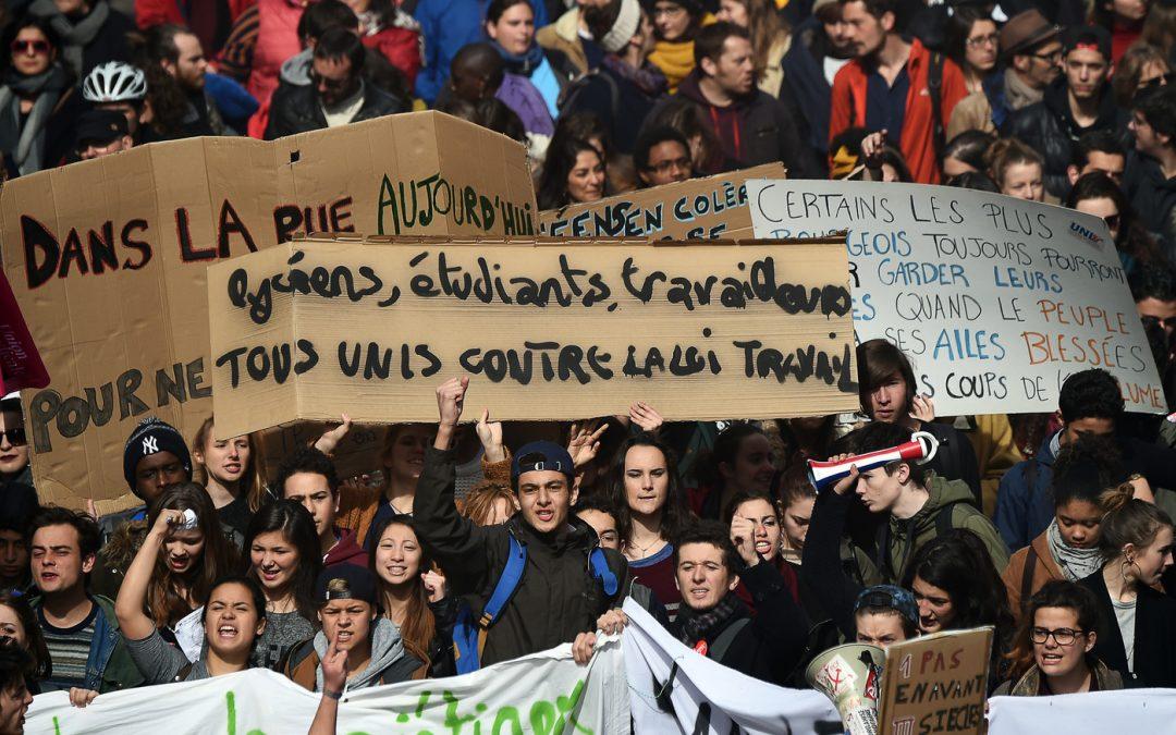 Loi travail 2 : mobilisons-nous contre la précarisation des jeunes !