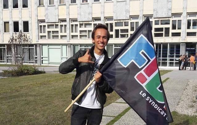 Valentin Heitzler, nouveau Président de la FIDL pour porter la parole des lycéens !
