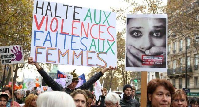 Les organisations de jeunesse s'engagent contre les violences sexistes et sexuelles faites aux femmes!