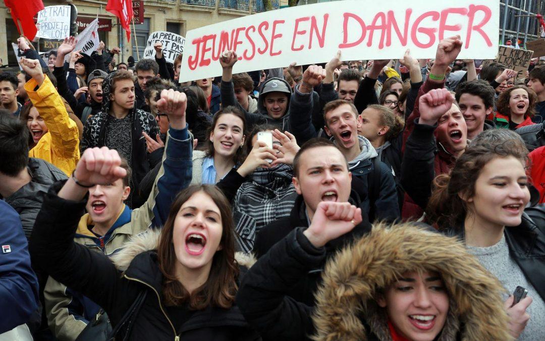 Communiqué de presse commun / CGT – FO – Solidaires – UNEF – UNL – FIDL